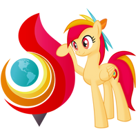 My Little Torch by ParallaxMLP