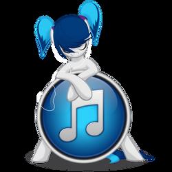 My Little iTunes by ParallaxMLP