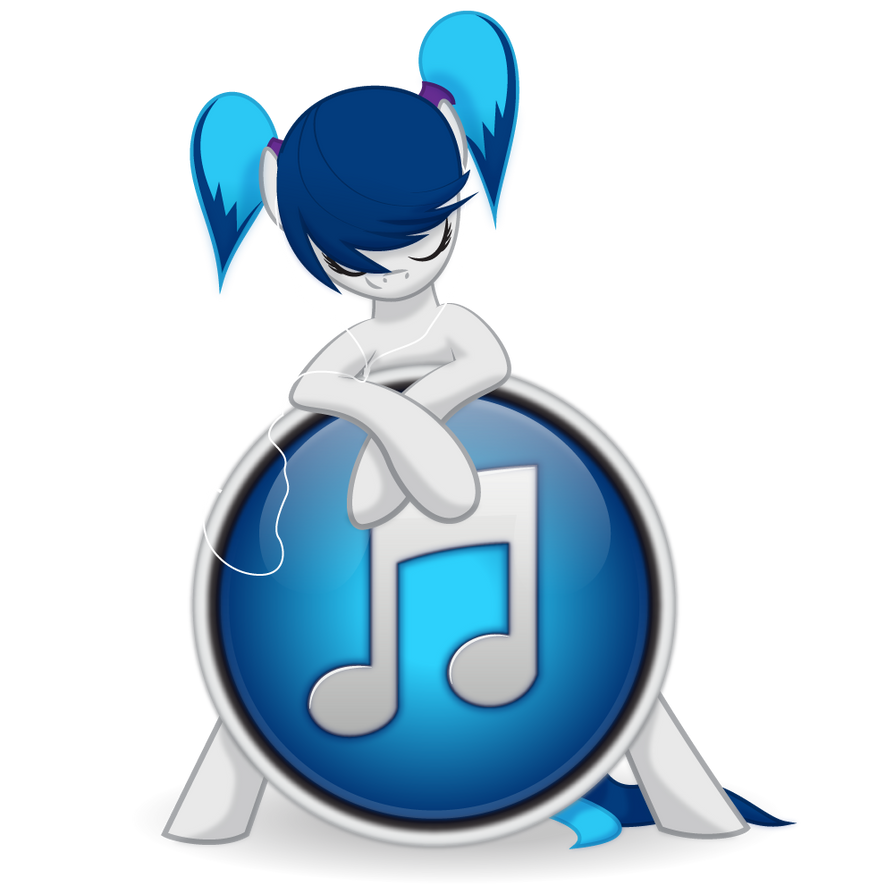 My Little iTunes by ParallaxMLP