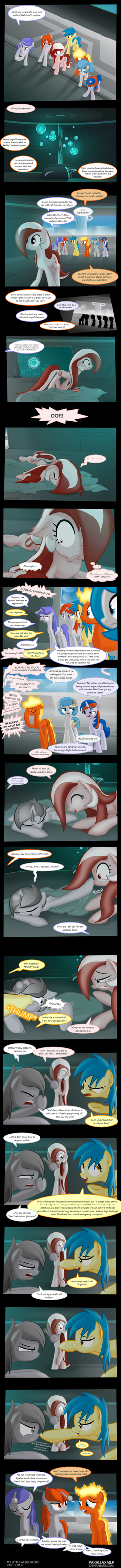 My Little Websurfers - Part 5 by ParallaxMLP
