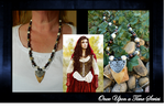 Once Upon a Time: Red Riding Hood's Necklace