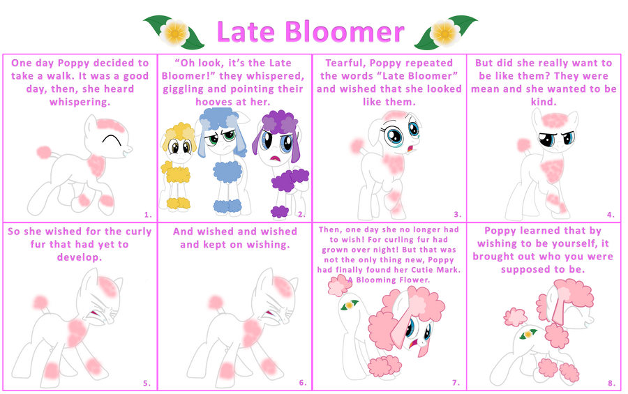 Late Bloomer by DOC-Ash1391