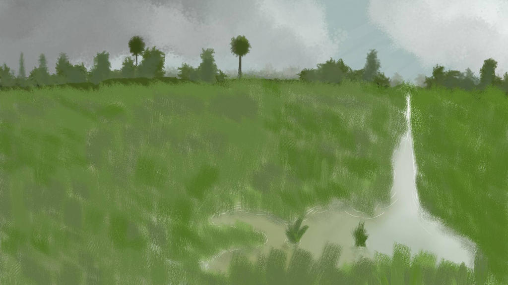 Wetlands by Tallfox15
