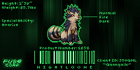 F.U.S.E. Corp: Nightloone by Quanyails