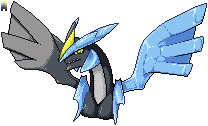 Kyurem Black Forme Headshot by Quanyails
