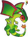 Flygon by Quanyails