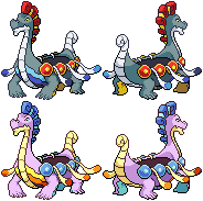 Naviathan Sprites by Quanyails