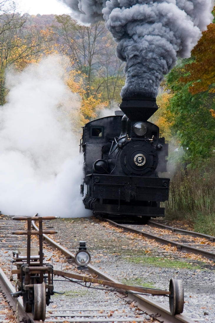 History in Action by Trainman51