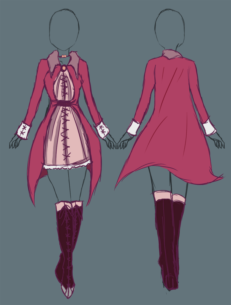 Cute Little Outfits I Found On Deviantart