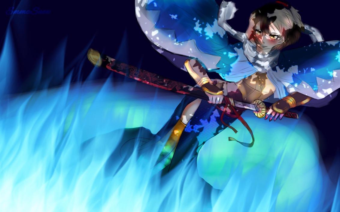 Chizuru Yukimura  by InLoveWithYaoi