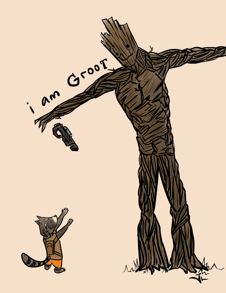 The Giving Groot by jlel