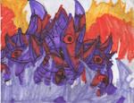 Soul Calibur: Custom Night Terror