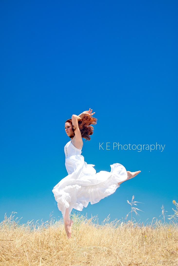 A Field of Dancing by Live-ArtPhotography