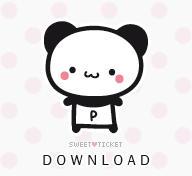Shimeji PanPan by thirdratedstar