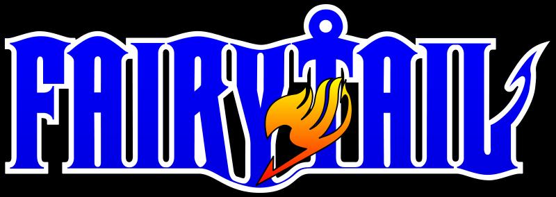 Fairy Tail Logo - Blue (Transparent) by finallyavalidname ...