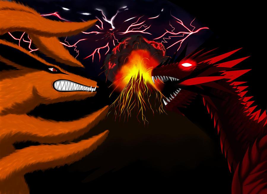 kyuubi vs wood dragon download dragon wood vs