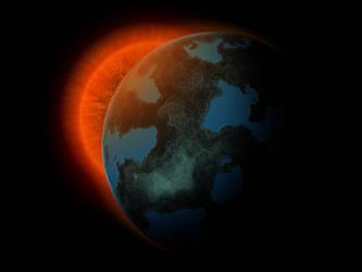 Sun + Planet