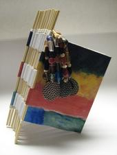 Piano Hinge Book by LuckyCloverArt