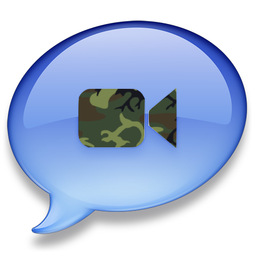 iChat Army Camera by superben711