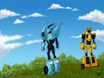 Blurr, Bee, meet Mother Earth