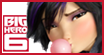 Big Hero Six Gogo Tomago stamp by daughterofMyou