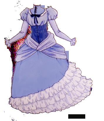 Robe De Princesse Dessin