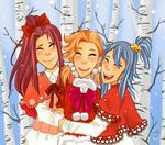 Secret Santa - Maho Megumi