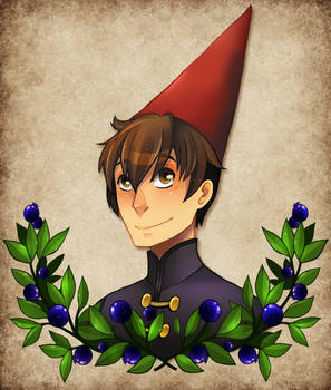 Over the Garden Wall - Wirt