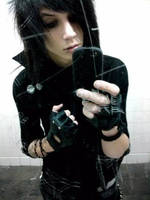 andy biersack by cosplay-time