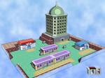 Lavender Town 3D