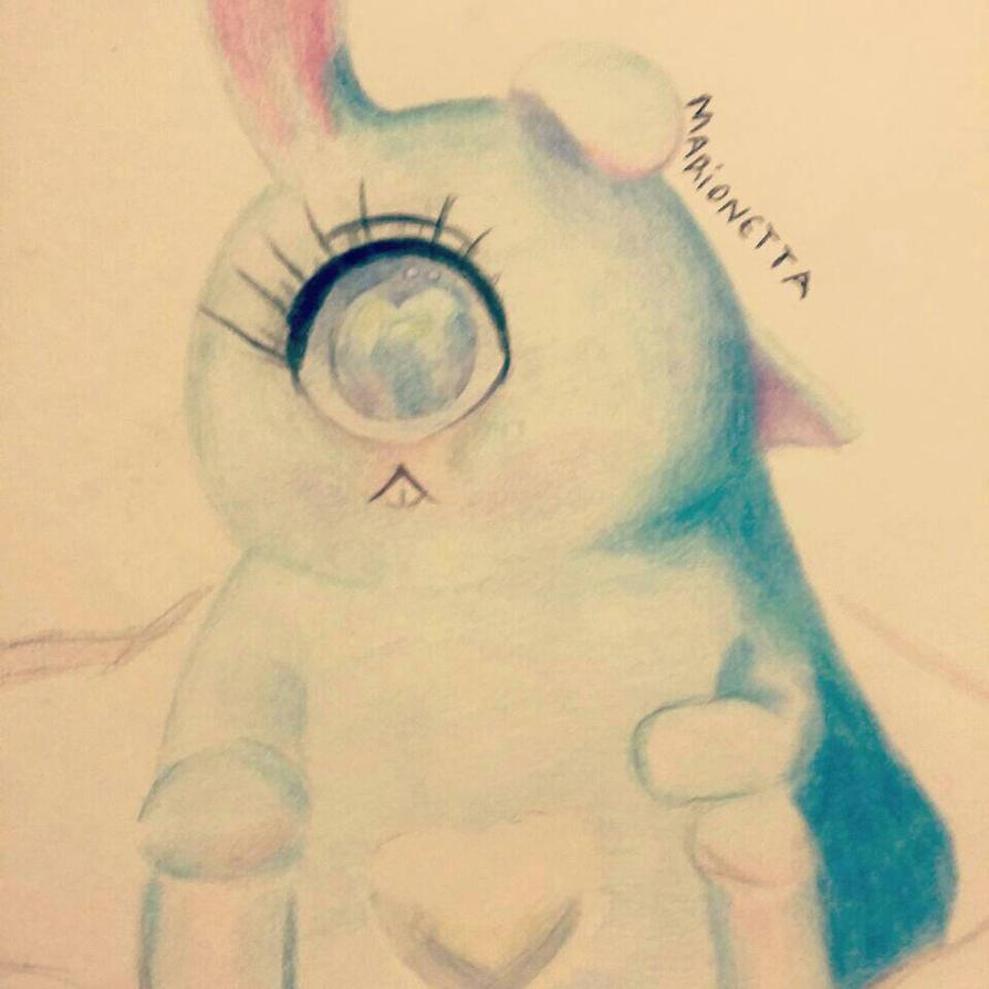 A....Bunny (? by Meryonete