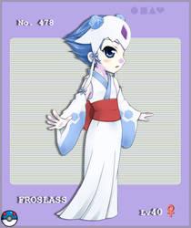Pokemon-Froslass by NekoBaka
