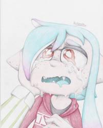 Ink Tears by YoshiandBlinx