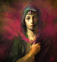 Hooddallion by Zlatolin
