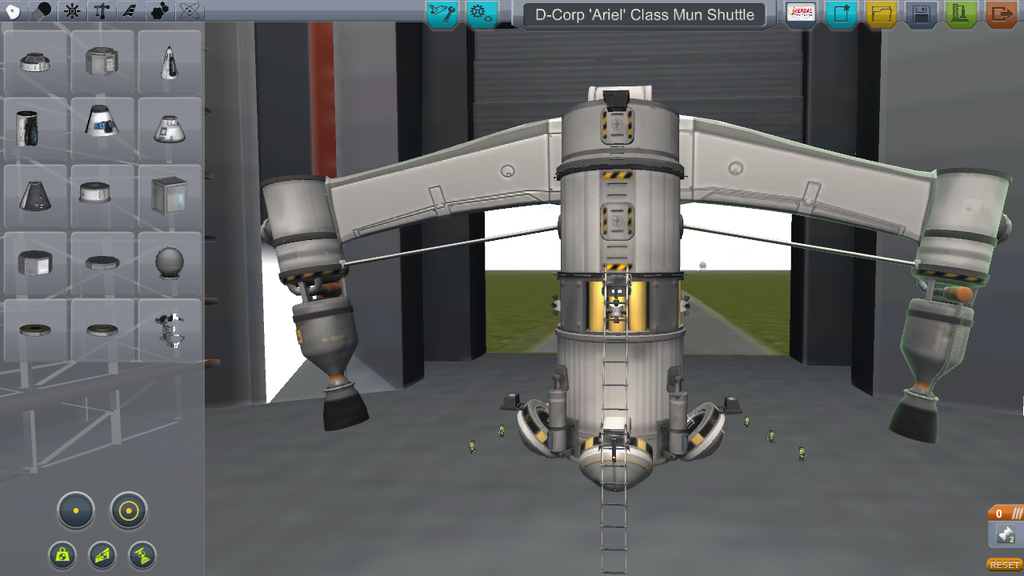 ksp space shuttle craft - photo #39