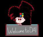Welcome to Deviantart! (Miru Akita)