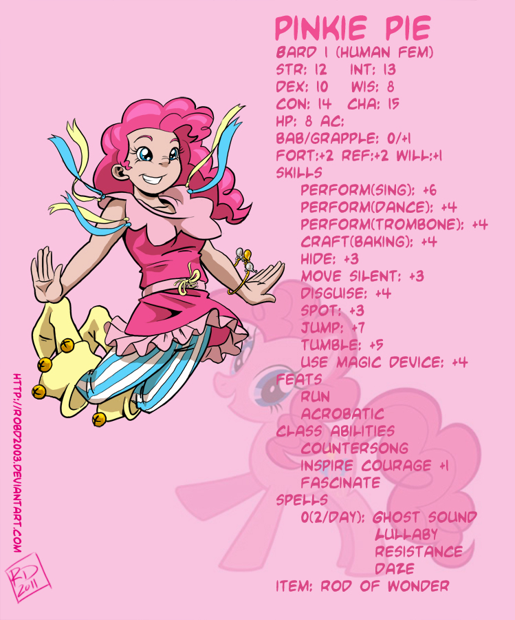 Mlp Pinkie Pie And Cheese Sandwich MLP spin-off - Page 5