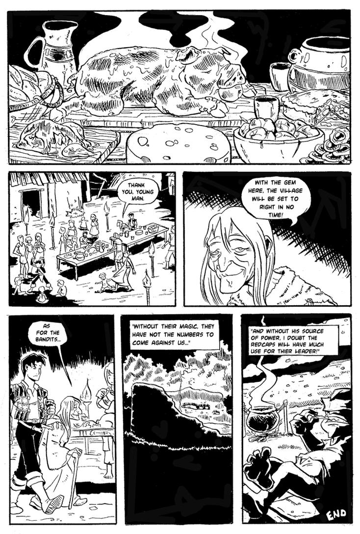 Plague of Bandits: pg. 10 by RobD2003