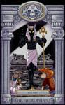 Ghoul School Tarot: Hierophant