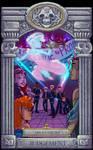 Ghoul School Tarot: Judgement