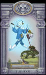 Ghoul School Tarot: Fool