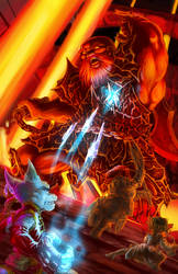Wrath of the Fire Giant