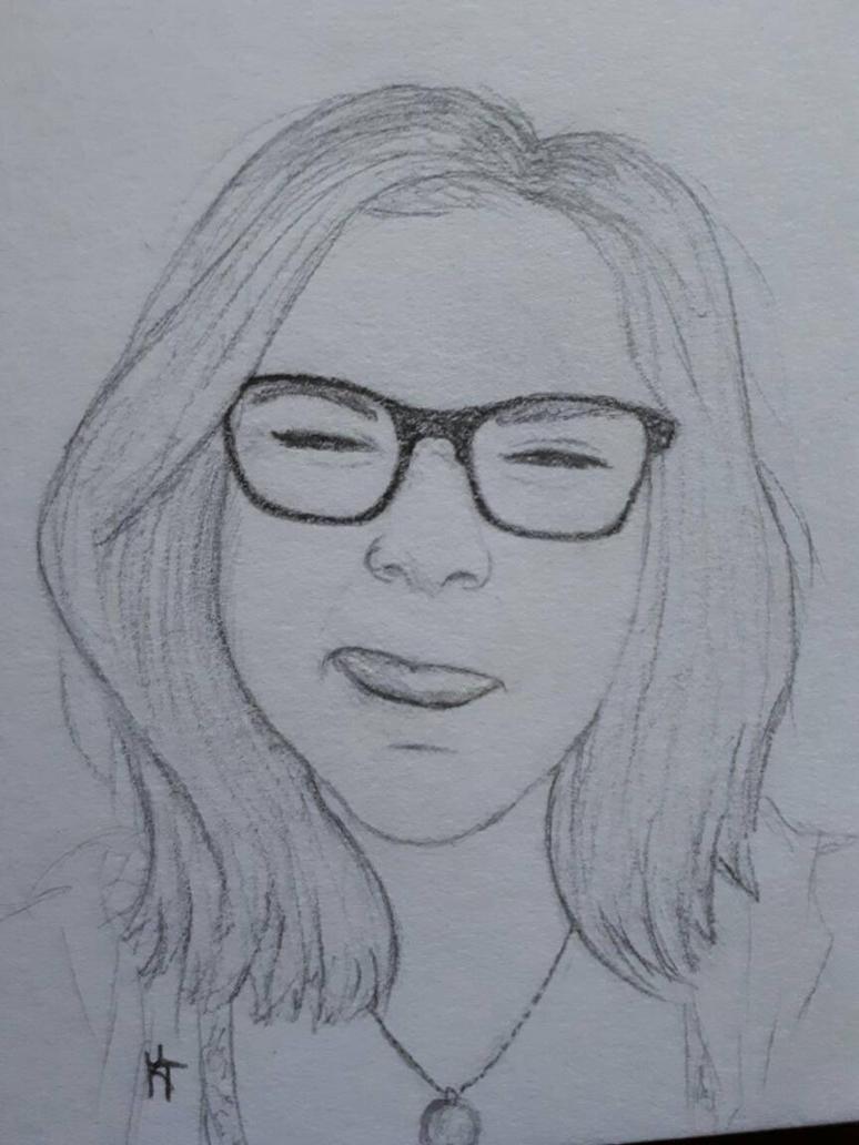 Self portrait  by Smoogallooga