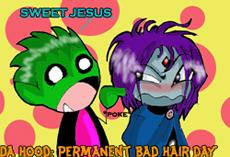 BBRae - Bad Hair Day by kazooie64