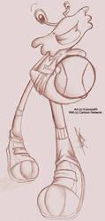 Sportsmanship - Wilt by kazooie64