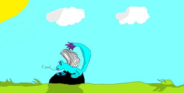 my art by UnicornBullshizzery