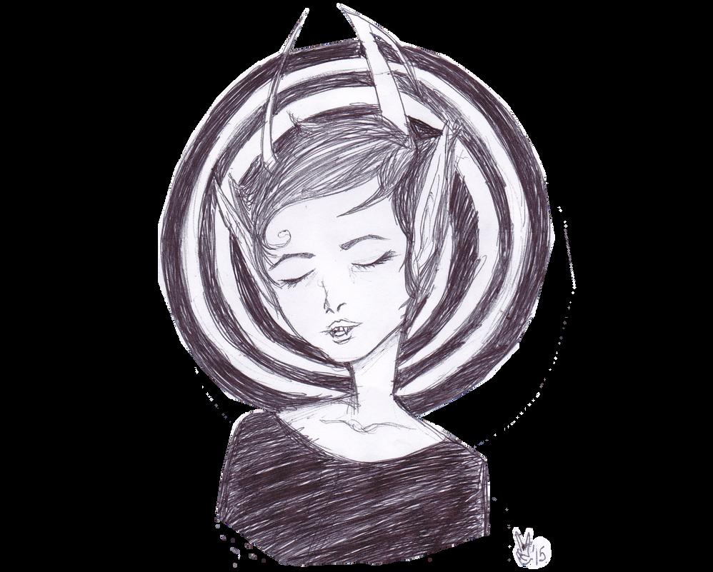darling kanaya by UnicornBullshizzery