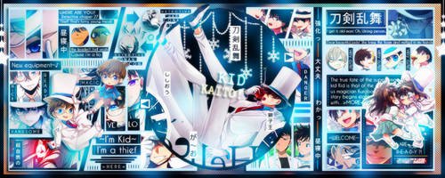 - [ T.R - Slot special 1 ]  Iggy Kaito Kid-chan by Hy-SFR