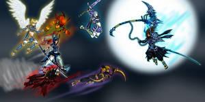 GoD Slayers Promo Pic version 3