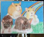 Bubs Over the Rainbow Bridge